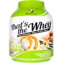 Thats The Whey 2270g Vanilla and Toffee