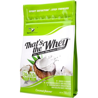 Thats The Whey 700g Coconut